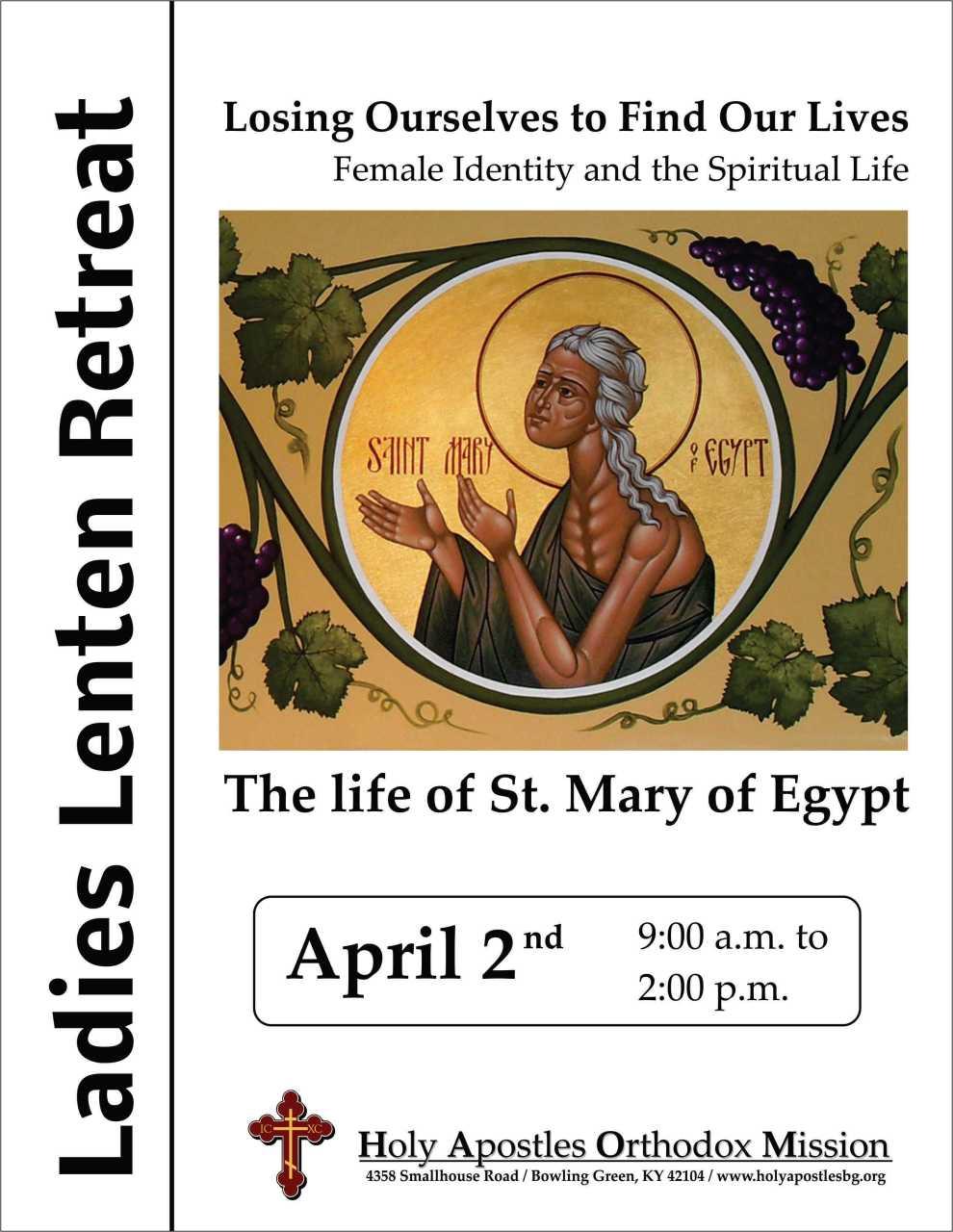Flyer Ladies Retreat